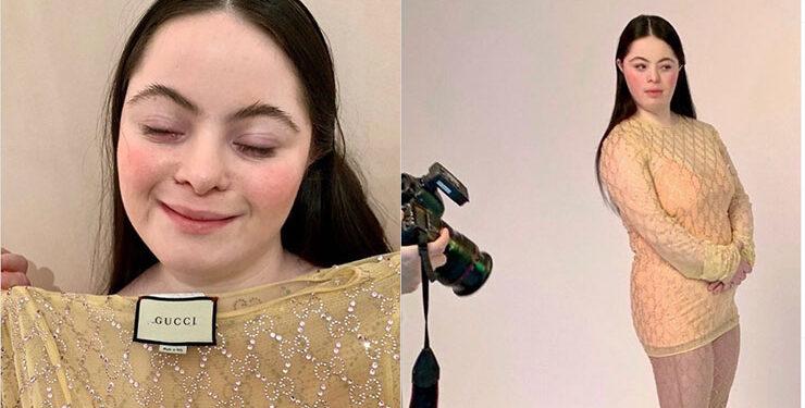 Quién es Ellie Goldstein, la modelo Gucci con síndrome de Down?   Mujer México