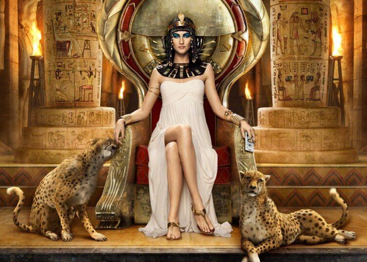 Secretos de belleza de Cleopatra