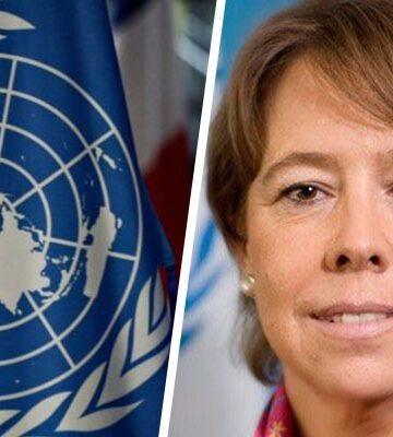 Gina Casar, la nueva subsecretaria del Programa Mundial Alimentos