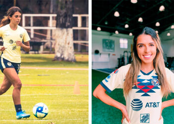 ¿Quién es Jennifer Muñoz, futbolista que pide no sexualizar a jugadoras?