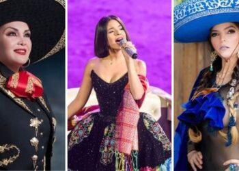 Mujeres del regional mexicano que ponen en alto a México