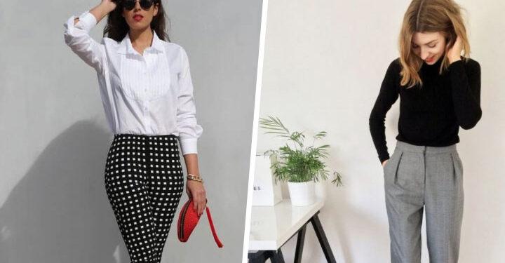 Pantalones De Vestir Que Favorecen A Las Bajitas Mujer Mexico