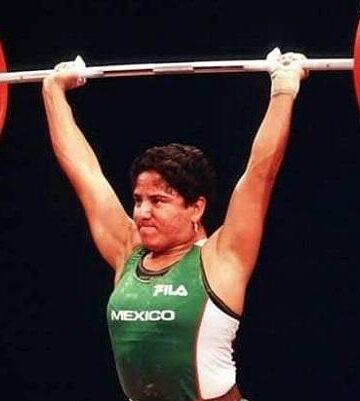 Soraya Jiménez, la primera mexicana en ganar oro en Juegos Olímpicos