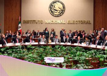 INE aprueba lineamientos 3 de 3 contra la violencia política de género