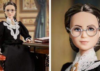 Conoce la muñeca de Barbie para conmemorar el voto femenino