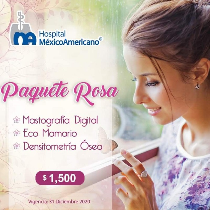 ¿Cuánto cuesta una mastografía en México?