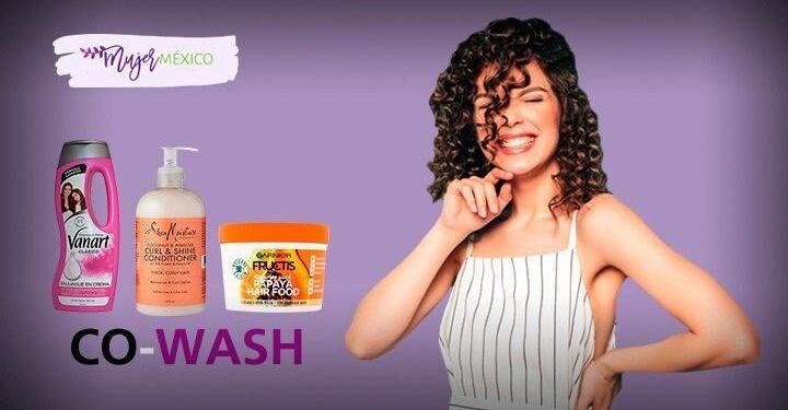 ¿Qué es el co-wash y qué productos usar para hacerlo?