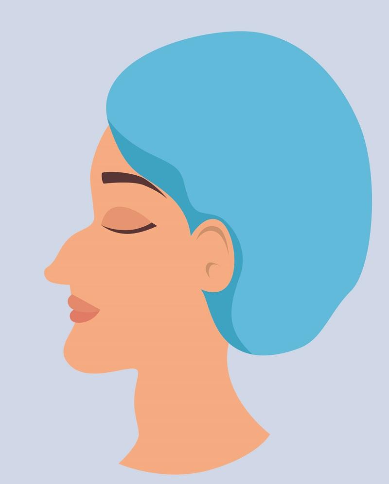 Tipo de nariz ondulada