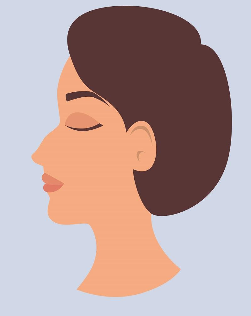 Tipo de nariz griega