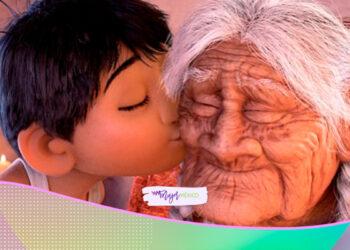 ¡Mamá Coco existe! Se llama María Salud y vive en Michoacán