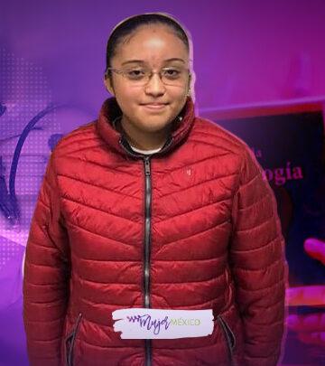 Niña genio Guadalupe Salazar, en entrevista con Mujer México