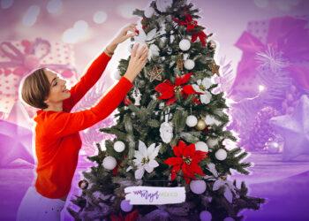11 ideas para hacer adornos navideños con poco dinero