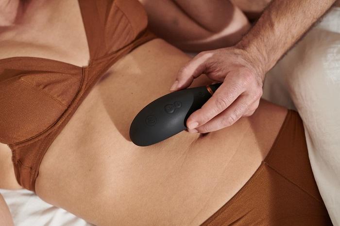 Ventajas de usar un vibrador en pareja