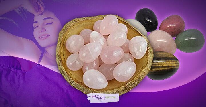 Huevos Yoni o huevos vaginales: ¿qué son y para qué sirven?