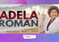 Adela Román va por gubernatura de Guerrero