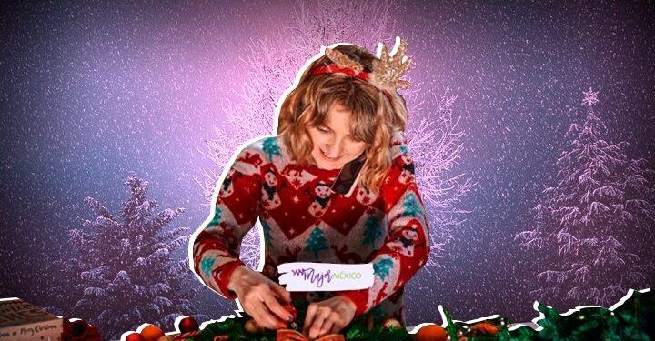 ¿Cómo hacer coronas navideñas fáciles en casa?