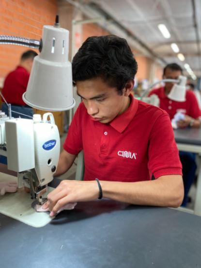 Cinia: una opción laboral para mujeres con discapacidad