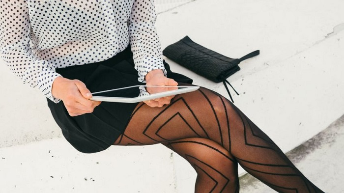 Prendas de vestir para un look arriesgado en la oficina