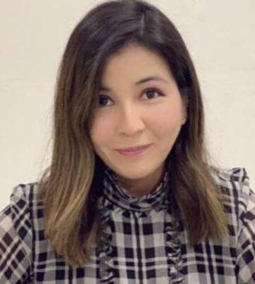 Karina Benavides hace un llamado a no normalizar la violencia contra las mujeres