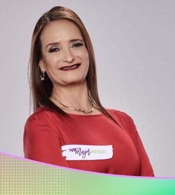 Patricia Armendáriz busca ser diputada plurinominal por Morena