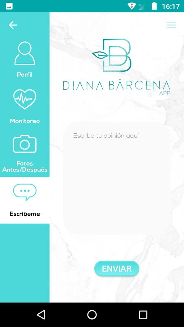 ¿Cómo funciona la app de Diana Bárcena?