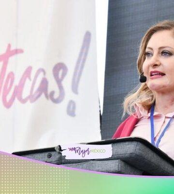 Claudia Anaya, candidata de PRI-PAN-PRD, envía mensaje en el Día de la Mujer