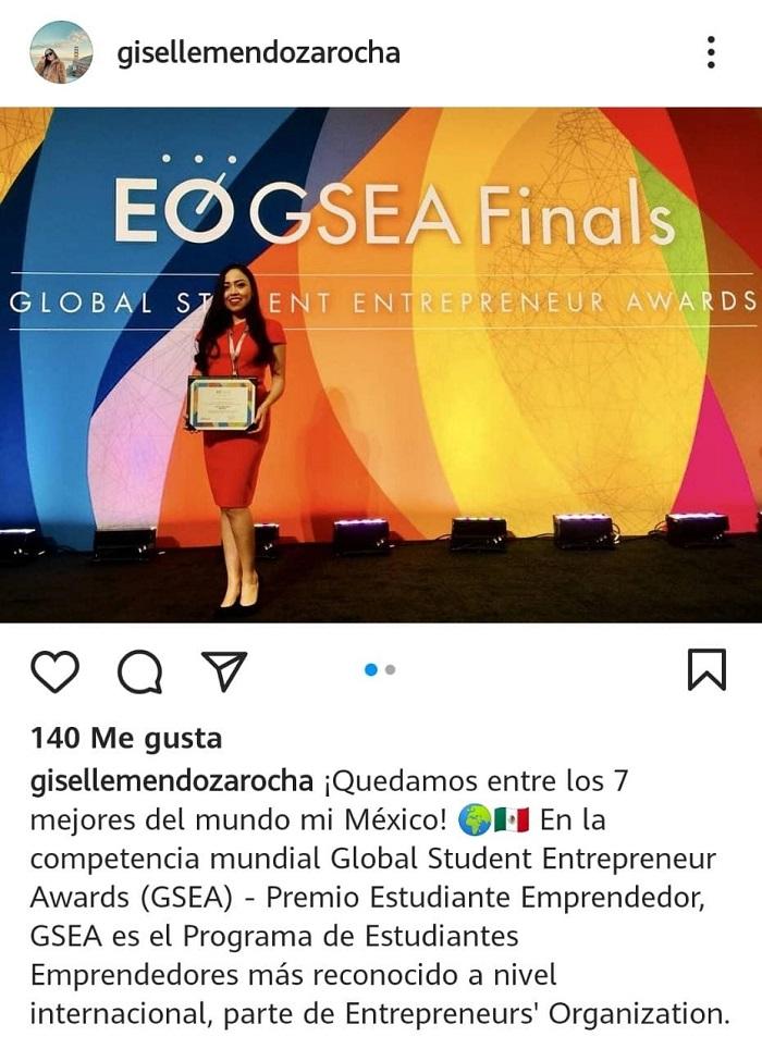 ¿Por qué es importante el proyecto de Giselle Mendoza?