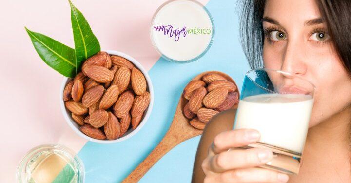 ¿Cómo hacer leche de almendras y qué beneficios aporta?