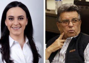 Emilio Maurer llama esquizofrénica a la diputada Mónica Rodríguez