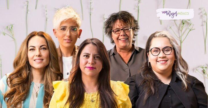 Olimpia Coral, Vivir Quintana y 9 supermujeres dan clase en Dalia Empower
