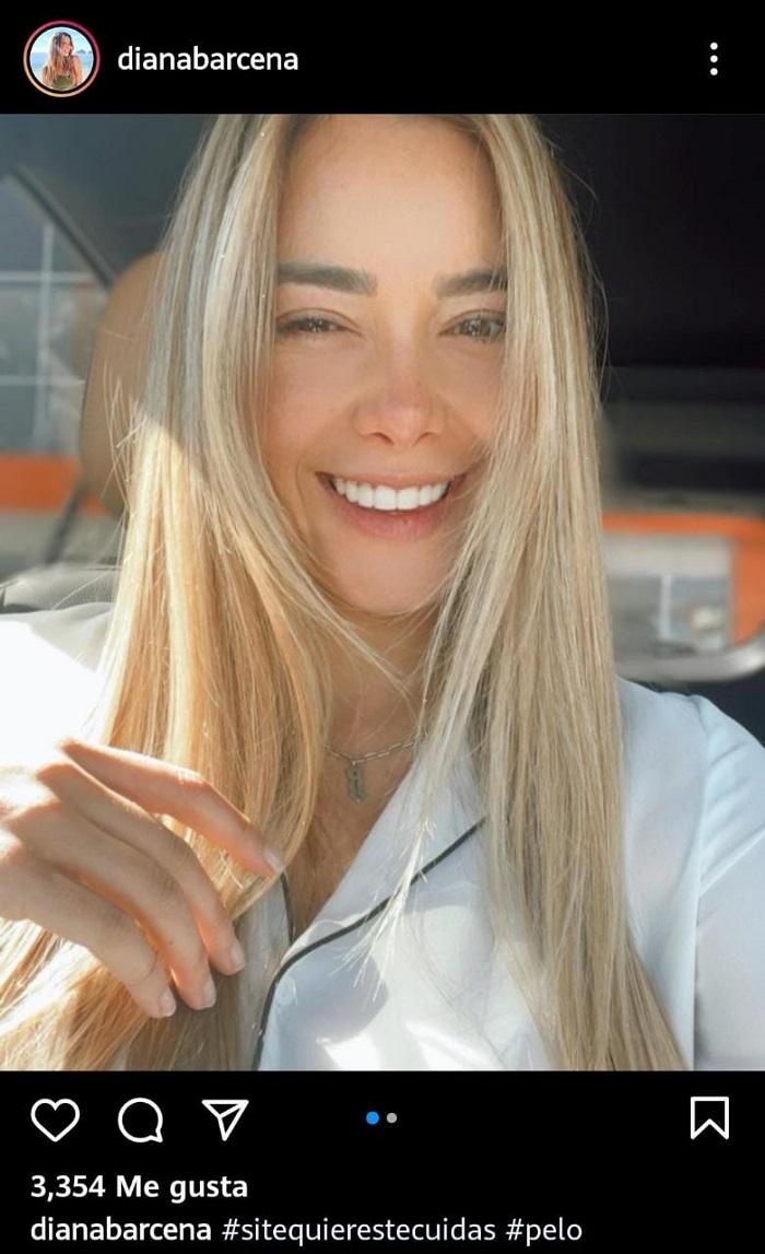 Diana Bárcena, la promotora del amor propio a través de la nutrición