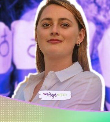 Bety León, candidata a gobernadora, firma agenda feminista