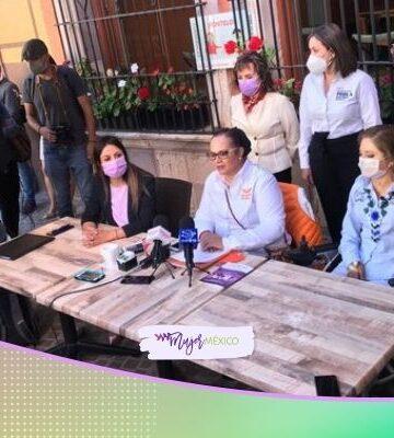 Candidatas a gobernadoras de Zacatecas se unen contra violencia de género