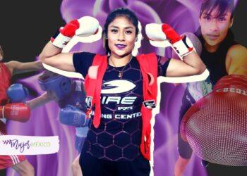 Esmeralda Falcón, la boxeadora que hace historia rumbo a Tokio 2020
