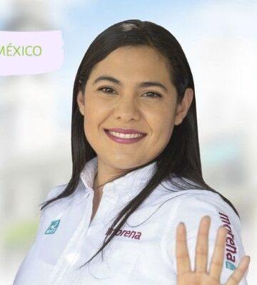 Indira Vizcaíno invita a debate entre candidatos al gobierno de Colima