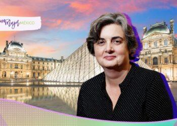 Laurence des Cars, primera mujer en dirigir Louvre en más de 2 siglos