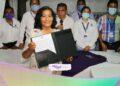 Abelina López recibe constancia de mayoría como alcaldesa de Acapulco