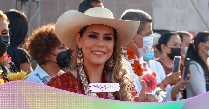 Evelyn Salgado recibe constancia de mayoría en Guerrero