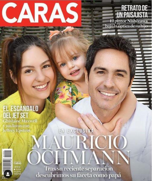 ¿Quién es Lorena, la hija mayor de Mauricio Ochmann?