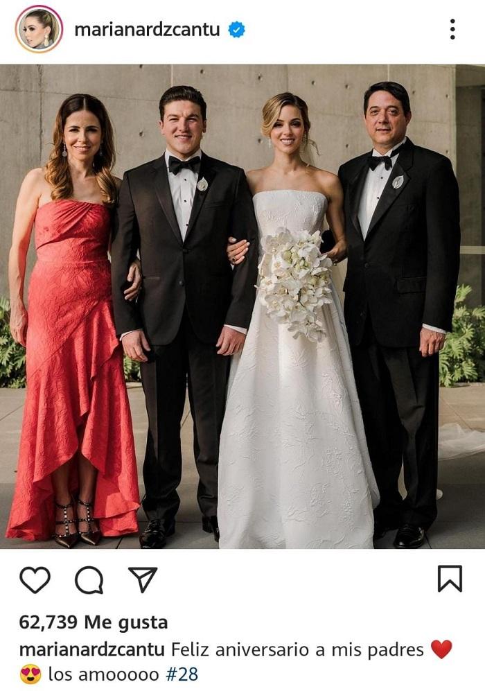 ¿Cómo se conocieron Mariana Rodríguez y Samuel García?