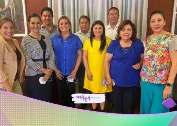 Maru Campos se reúne con diputadas y diputados federales electos del PAN