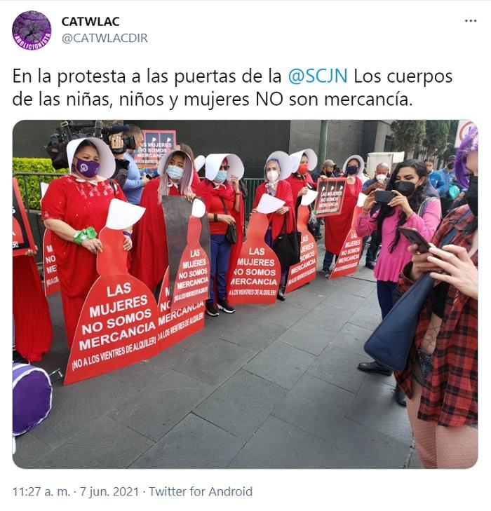 ¿Por qué protestan las feministas?