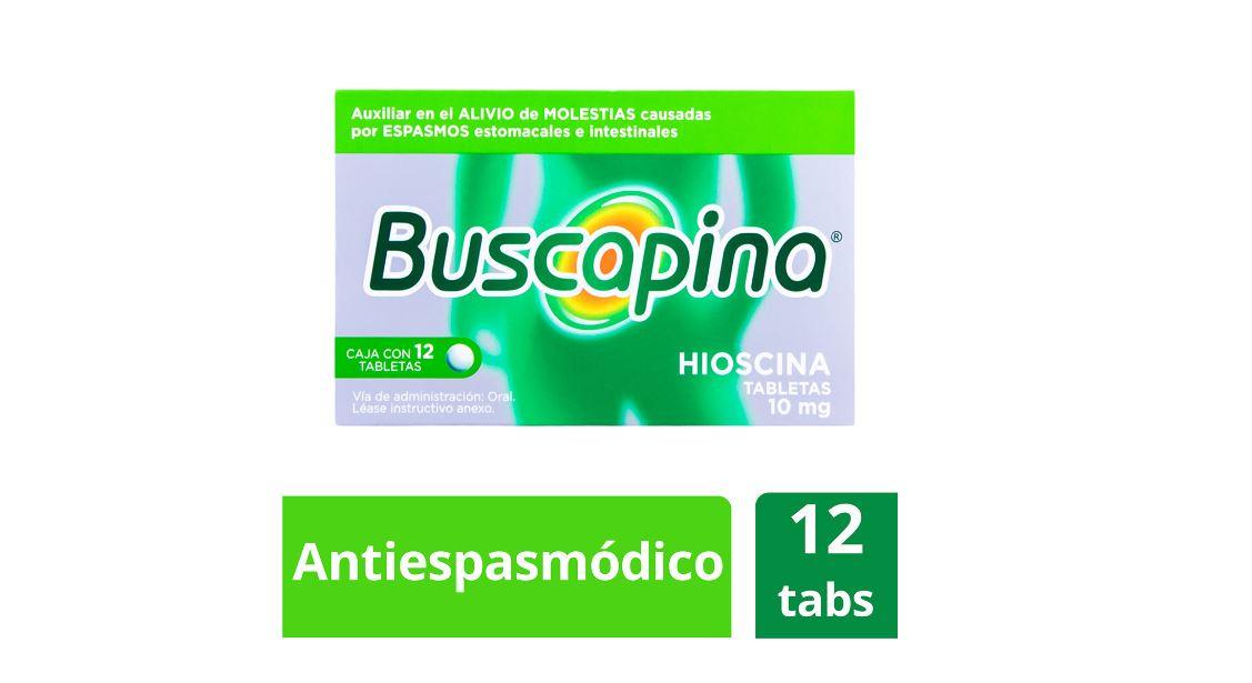 Efectos secundarios por tomar butilhioscina