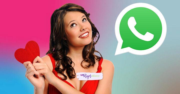 ¿Cómo enamorar a una mujer por WhatsApp?