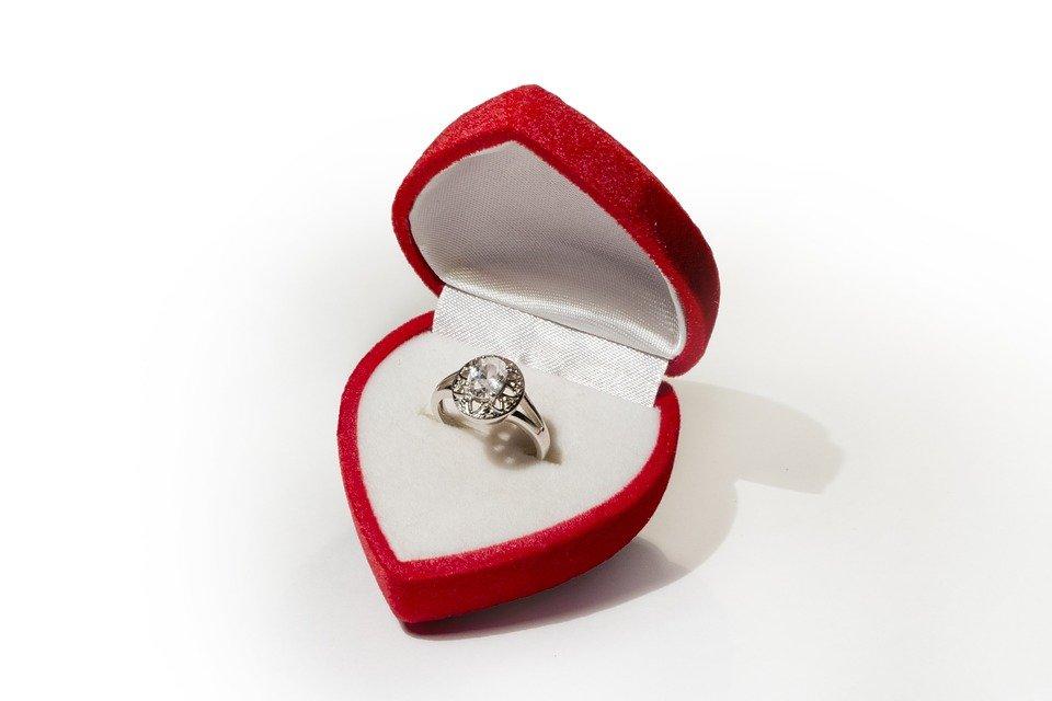 Frases para dar el anillo de compromiso