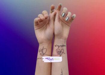 Las mejores ideas de tatuajes para hermanas y su significado   FOTOS