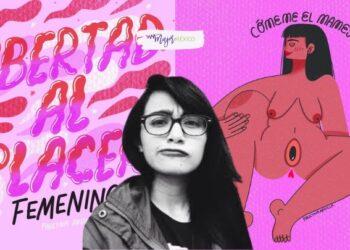 Paulyna Ardilla, la artista que nos ilustra sobre sexualidad femenina