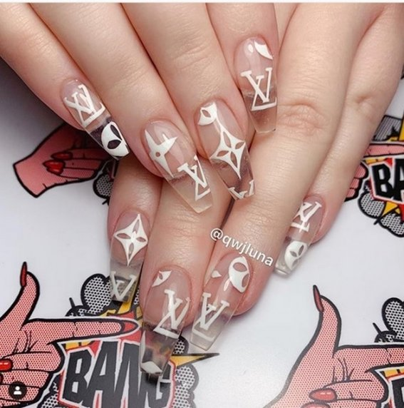 ¿Qué son las glass nails?