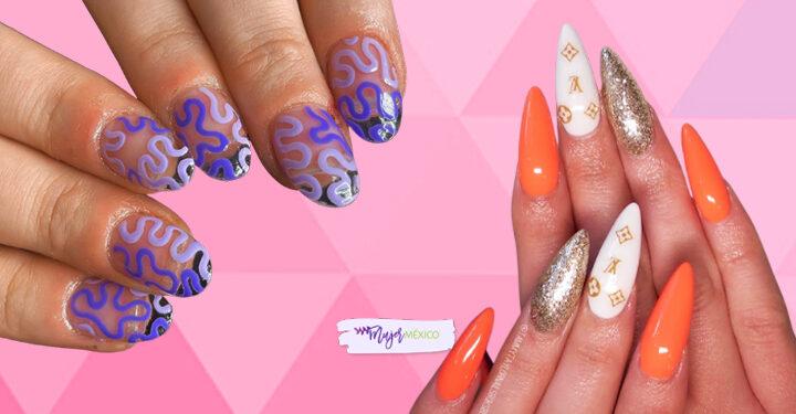 Glass nails. ¿Qué son y cómo hacer estas uñas en casa?