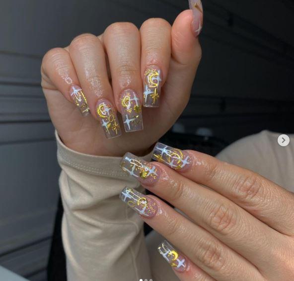 Glass nails: la tendencia en uñas que puedes hacer desde casa